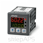 regulator AR602, zas. 24VDC, 2 x RELAY, 1x 0/4...20mA - AR602/S2/P/P/WA